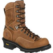 Georgia Boot Comfort Core Composite Toe Waterproof Insulated Loggers
