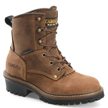 Carolina #CA2001 Kid's Elm Jr Logger Boots