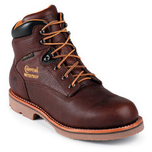 Chippewa 72125 Soft Toe Insulated Waterproof Briar Oiled Work Boots