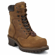 Chippewa 55026 Heavy Duty Steel Toe Non-Insulated Logger Boots