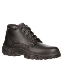 Rocky #5005 USA  Polishable Soft Toe TMC Postal Chukka Duty Boots