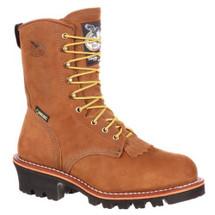 Georgia Gore-Tex G9382 Steel Toe Insulated Logger Boots