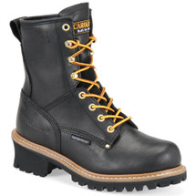 Carolina CA420 Women's Uninsulated Black Oiled Logger Boot