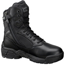 Magnum Women's #5114 Stealth Force Soft Toe Tactical Police Duty Boots Side Zipper
