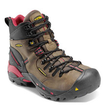 Keen Utility #1007024 Pittsburgh  Waterproof Steel Toe Work Boots