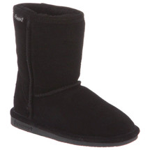 Bearpaw Kid's Emma Short Boots Black