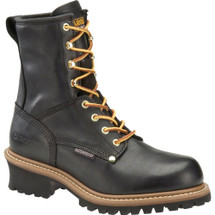 Carolina CA8823 Black Waterproof Loggers