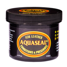AquaSeal Leather Waterproofing Paste Creme & Conditioner