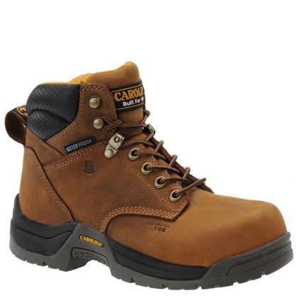 Carolina Women's CA1620 Composite Toe Waterproof Broad Toe Work Boots
