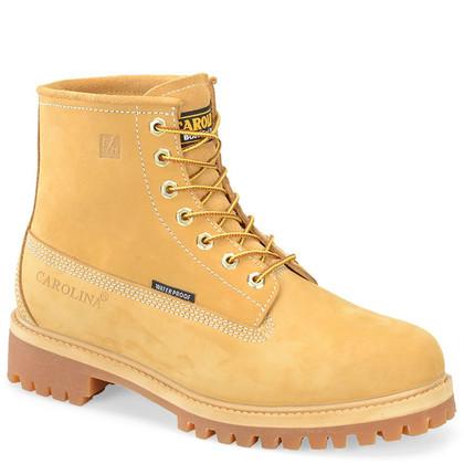 Carolina CA3045 Journeyman LO Soft Toe EH Wheat Work Boots
