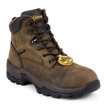 Chippewa 55161 Bay Apache Composite Toe Non-Insulated Work Boots