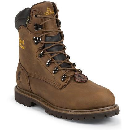 Chippewa 55069 Steel Toe Insulated Heavy Duty Tough Bark Work Boots