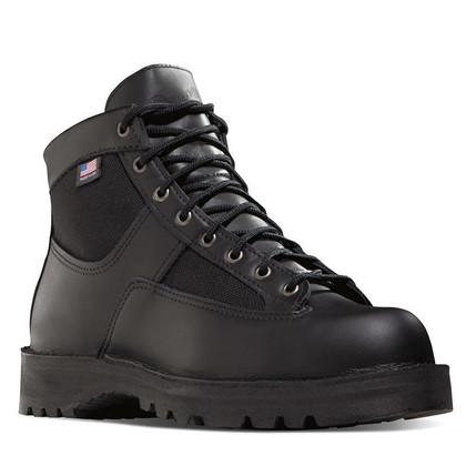 Danner #25200 USA Polishable Soft Toe Police Patrol Boots