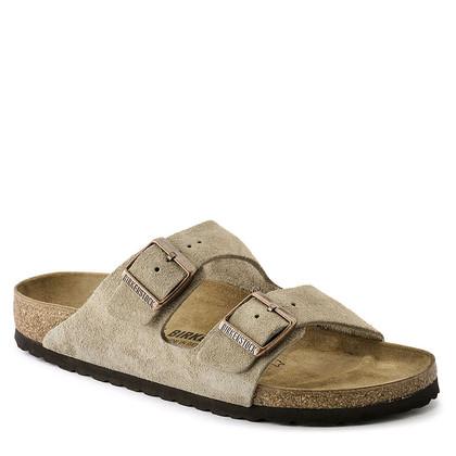 Birkenstock Men's Arizona Taupe Sandals