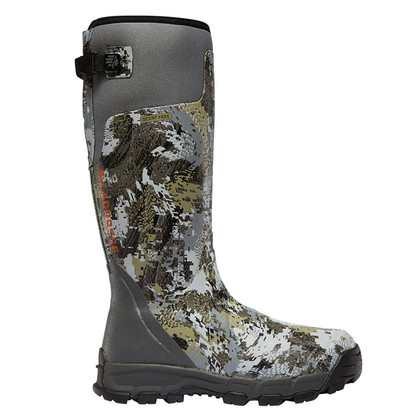 LaCrosse #376035 Alphaburly Pro 800g Gore Optifade Elevated 2 Hunting Boots