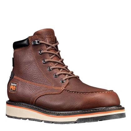 Timberland Pro #A1KRQ214 Gridworks Soft Toe Work Boots