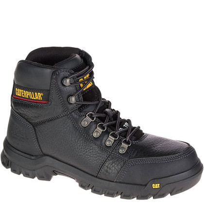 CAT #P90800 Outline Steel Toe Non-Insulated Work Boots