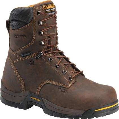 "Carolina CA8021 8"" Broad Toe Work Boot"