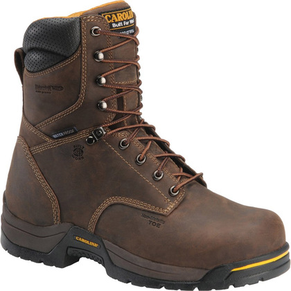 Carolina CA8521 600g Broad Composite Toe Work Boot