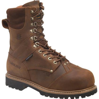 Carolina CA7921 Composite Toe Met Guard Insulated Logger Boots