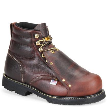Carolina 508 USA Briar Steel Toe Met Guard Non-Insulated Work Boots