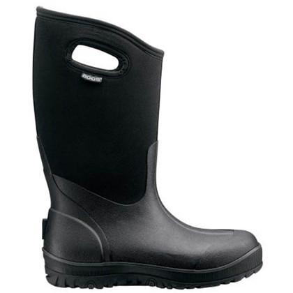 Bogs Classic Ultra Hi Men's Black Rubber Boots