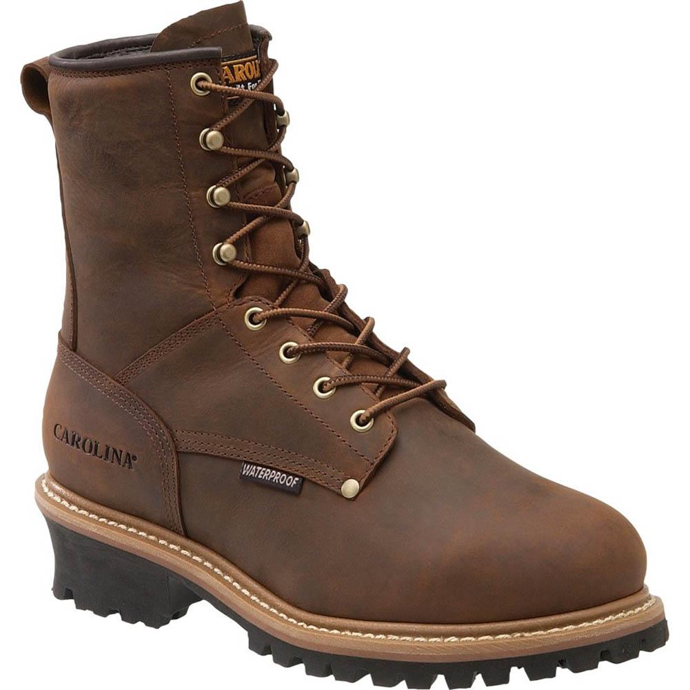 Carolina CA7821 Met Guard Logger Boots