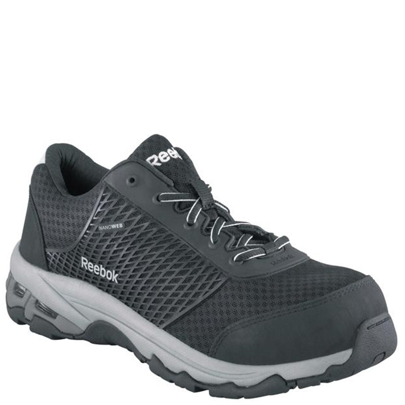 Reebok RB4625 Men's Heckler Composite Toe Work Shoes