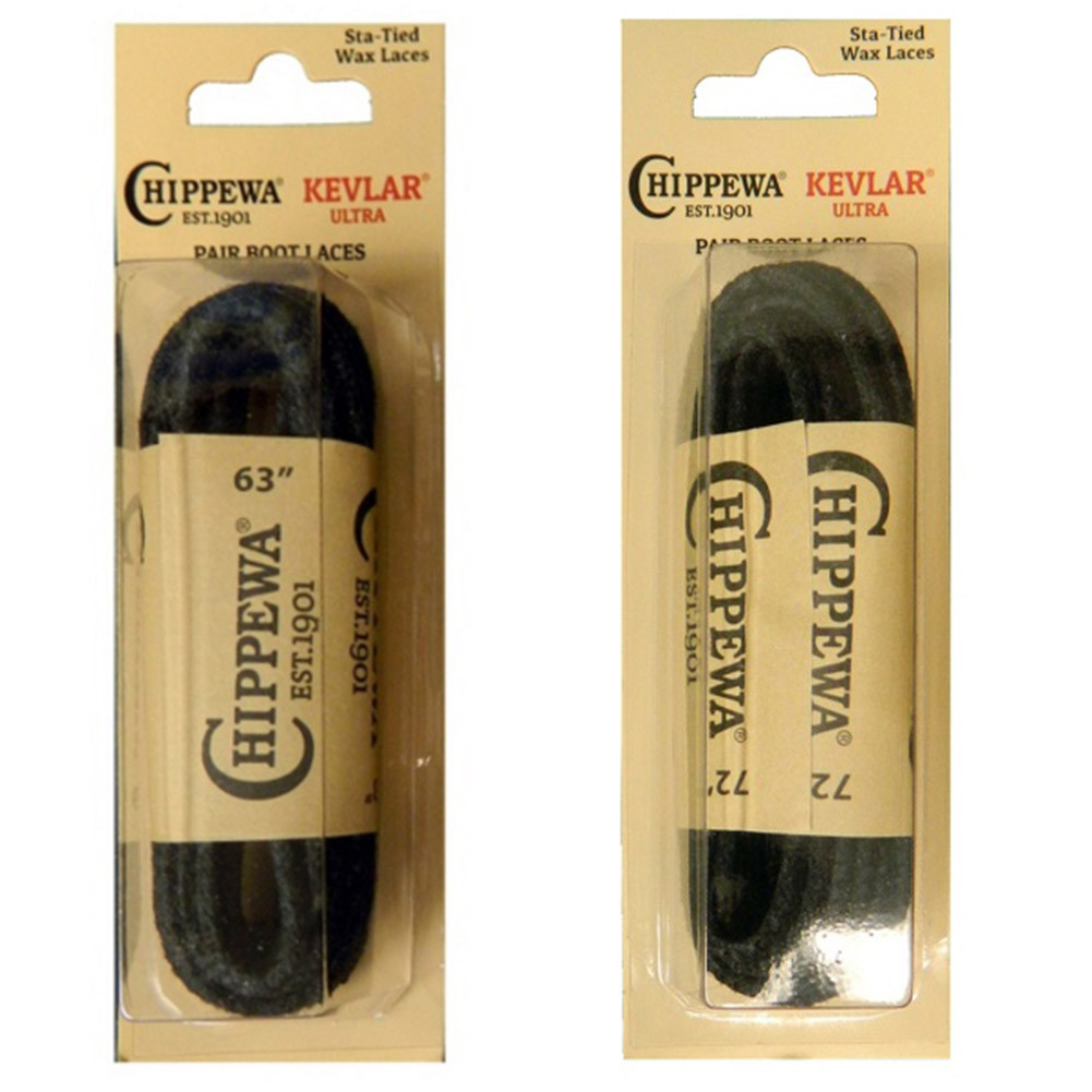 chippewa authentic heavy duty kevlar boot laces
