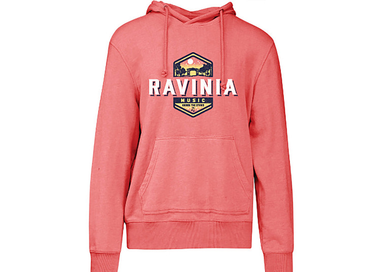 HOODED SWEATSHIRT ROOKIE GRAPEFRUIT
