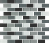 """Florida Tile Harmony 1"""" x 2"""" Broadway Frosted Mosaic"""