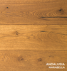 """Hill Country Innovations Andalusia Wire Brushed Oak Marabella 1/2"""" X 7 1/2"""" Engineered Hardwood"""