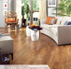 """Somerset Character Collection Engineered Plank Hickory Saddle 5"""""""