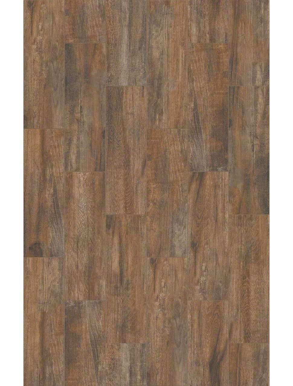 Shaw Olympia Brown 8 X 36 Glazed Ceramic Floor Tile Regal Floor
