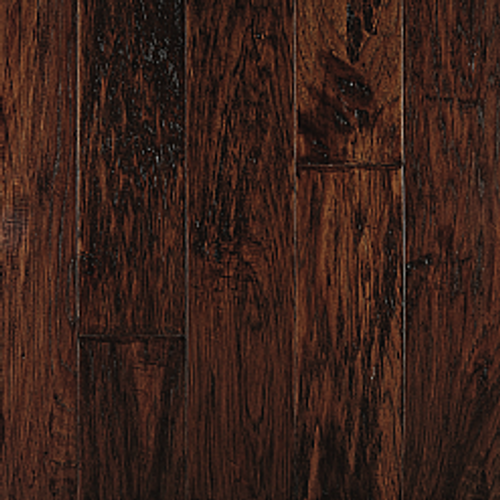 """LM Flooring Allegheny 5"""" Hickory Tobacco"""