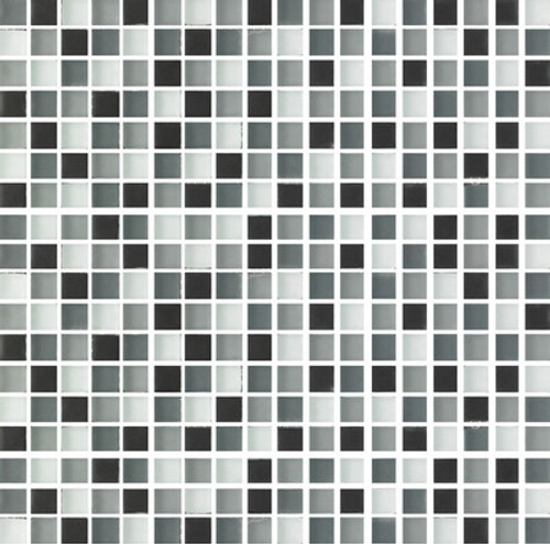 """Florida Tile Harmony 5/8"""" x 5/8"""" Broadway Frosted Mosaic"""