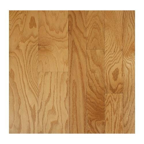 "Nuvelle American Collection Engineered Hardwood 3"" Red Oak Natural"