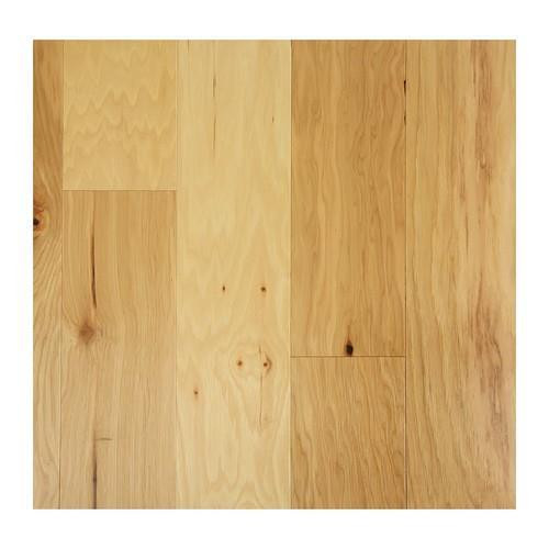 """Nuvelle American Collection Engineered Hardwood 5"""" Hickory Natural"""