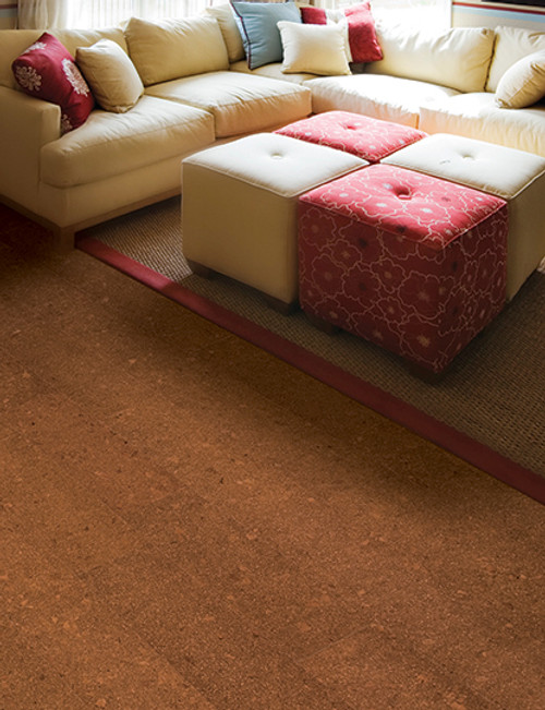 "Home Legend Urban Collection Mocha 11 3/4"" x 35 1/2"" Cork"