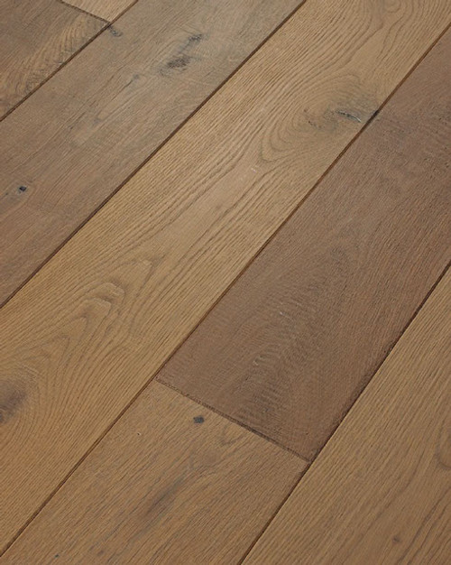 "Heritage Hardwood Color Touch Wheat Hand Scraped 1/2"" x 7"" Engineered Hardwood"