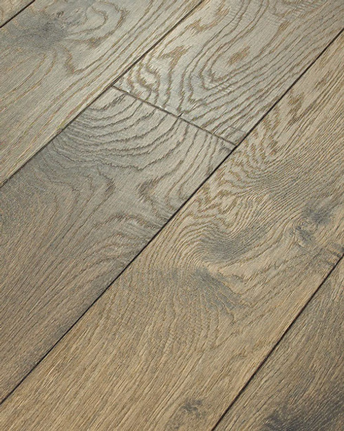 "Heritage Hardwood American Valor Barnwood 1/2"" x 7 1/2"" Engineered Hardwood"
