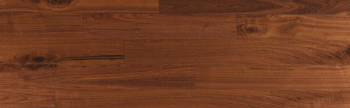 "From the Forest Wall Planks Natural Walnut 1/4"" x 5"" Hardwood"