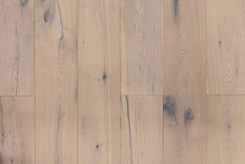 "DuChateau The Chateau Collection White Oiled European Oak 5/8"" x 7 1/2"" Engineered Hardwood"