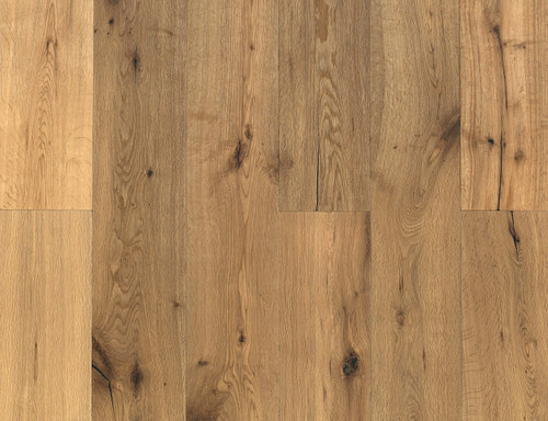 "DuChateau The Chateau Collection Olde Dutch European Oak 5/8"" x 7 1/2"" Engineered Hardwood"