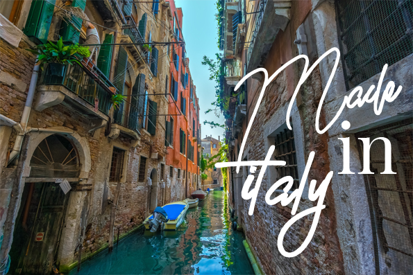 View our Made in Italy collection here