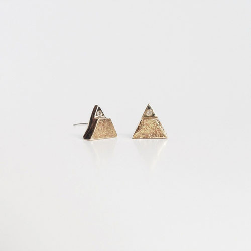 Diamond Vitae Stud Earrings
