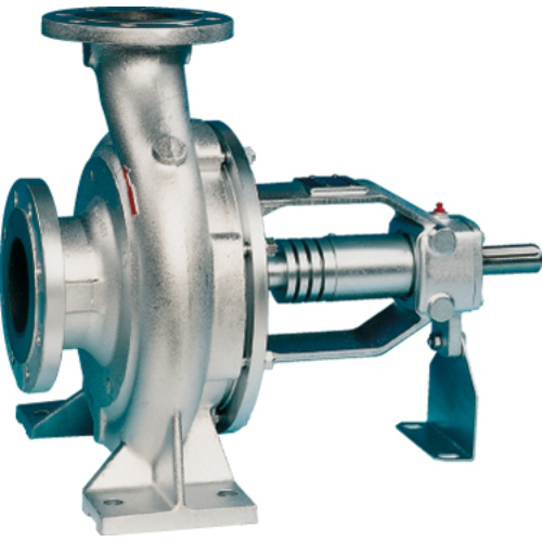 FLOWSERVE SIHI Thermal Fluid Pump ZTND 32-160 Radial Seal