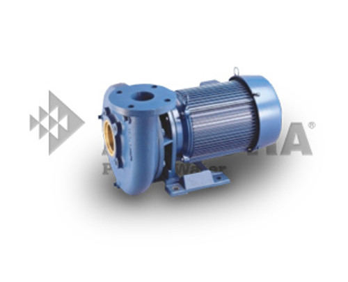 341A, 3x4-9A Aurora Close Coupled Centrifugal Pump (25hp/3600-rpm/TEFC)