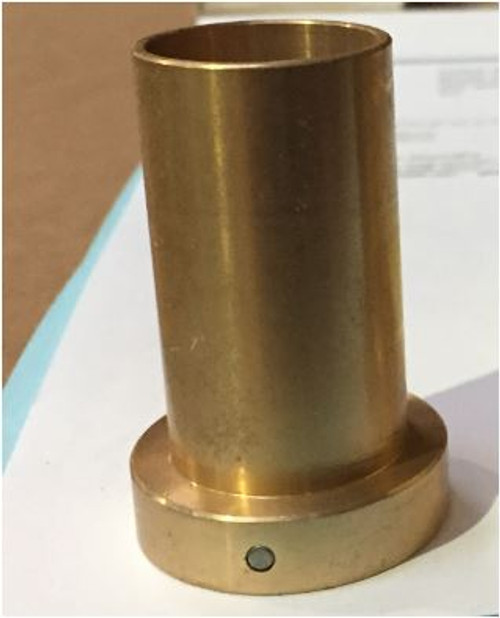 "756-0077-208, Aurora Shaft Sleeve 1.00"" ID Brass (340 Series)"