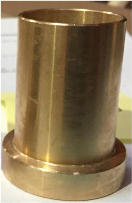 "756-0078-208, Aurora Shaft Sleeve 1.375"" ID Brass (340 Series)"